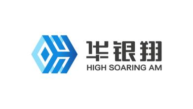 华银翔医疗科技公司LOGO设计