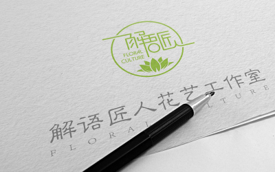 解语匠人花艺商标logo乐天堂fun88备用网站