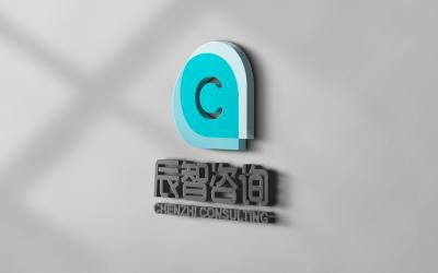 商业咨询标志设计