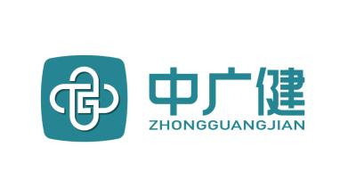 中廣健醫療品牌LOGO設計
