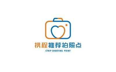 携程旅游推荐景区拍照点LOGO...