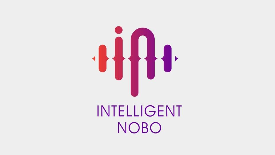 诺博汽车电子科技品牌LOGO设计