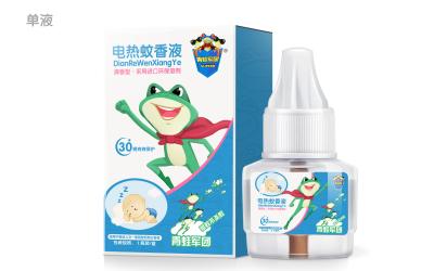 青蛙軍團 IP打造 產品包裝設...