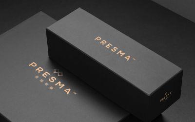 PRESMA普瑞斯曼品牌形象设...