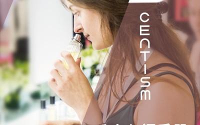 嗅觉系香水手册设计