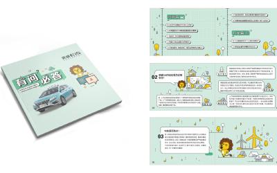 電動巡游出租車手冊設計
