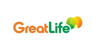 Great Life 进口食品品牌LOGO设计