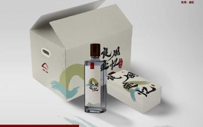 良周记忆+酒类+产品包装