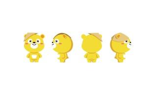 breazwell松研防护品牌吉祥物设计