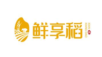 鲜享稻食品品牌LOGO乐天堂fun88备用网站