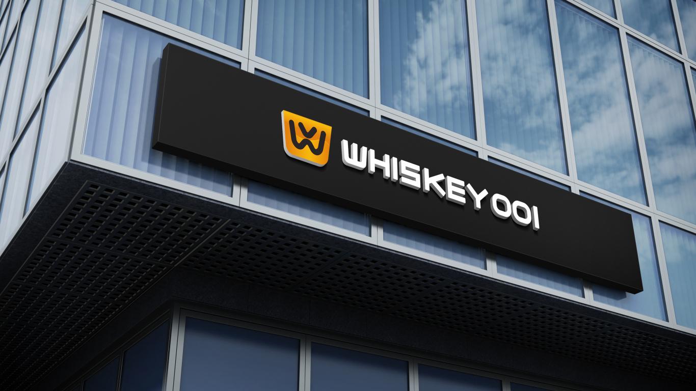 微醺威士忌线上平台LOGO设计中标图12
