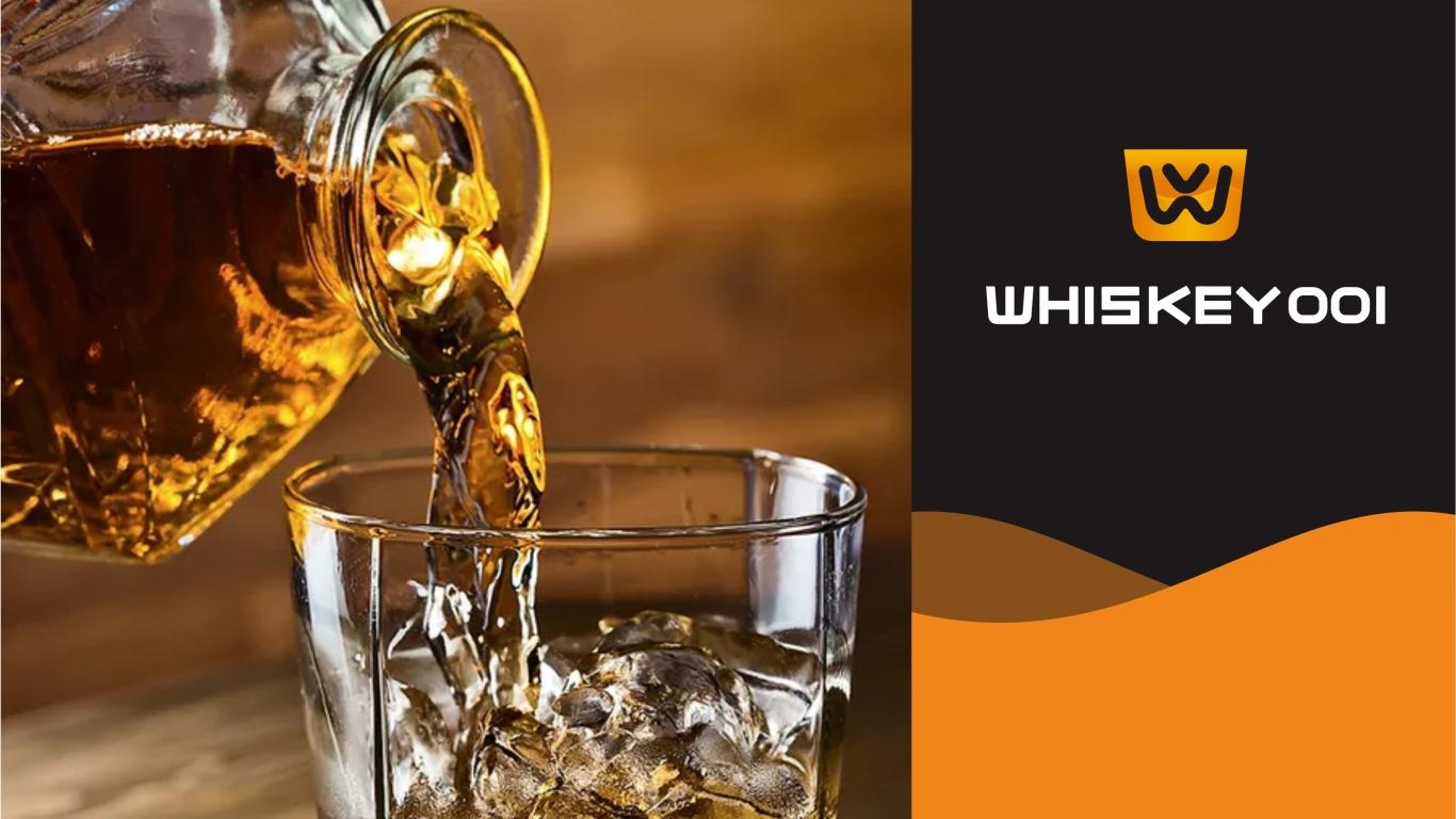 微醺威士忌线上平台LOGO设计中标图4