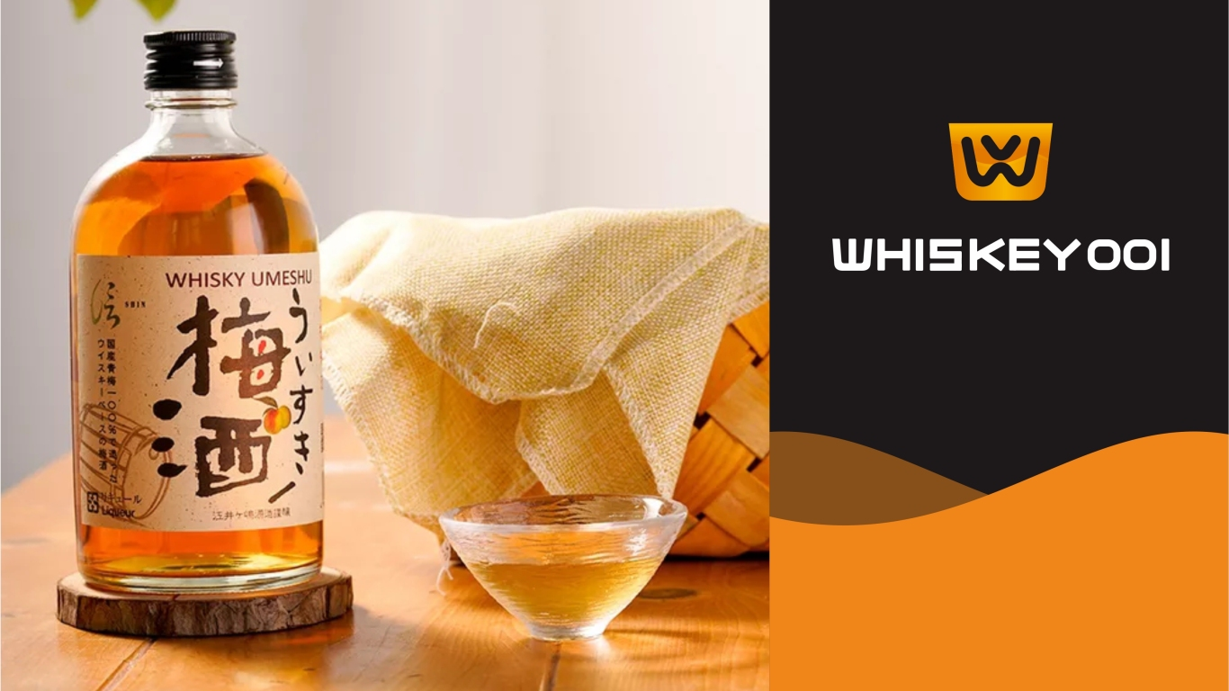 微醺威士忌线上平台LOGO设计中标图3