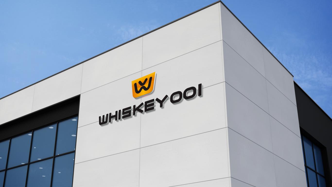 微醺威士忌线上平台LOGO设计中标图11