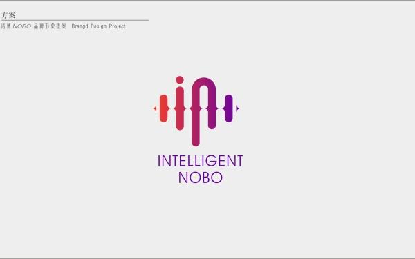 诺博车载系统品牌形象设计