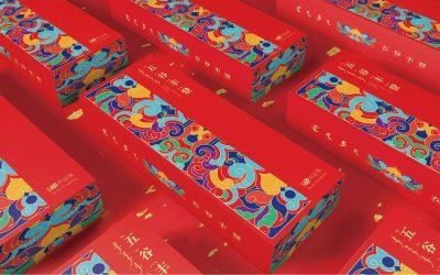 包裝案例 | 布絲瑰春節禮盒