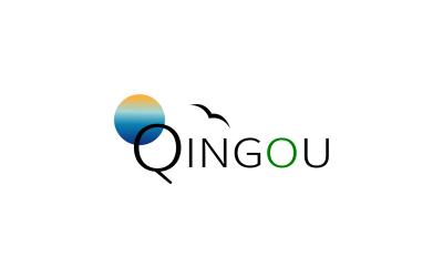 轻鸥环保科技公司logo设计