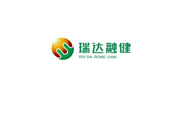 瑞达融健医疗器械有限公司logo设计