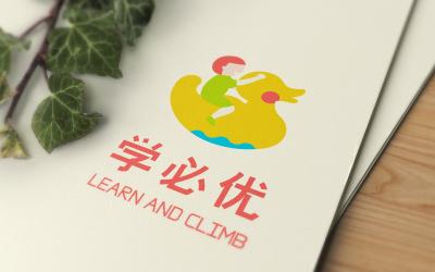 某益智玩具廠logo設計-3