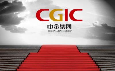 中金集团logo设计