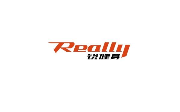 锐健身logo设计