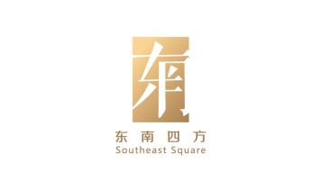 东南四方娱乐艺术公司LOGO设计