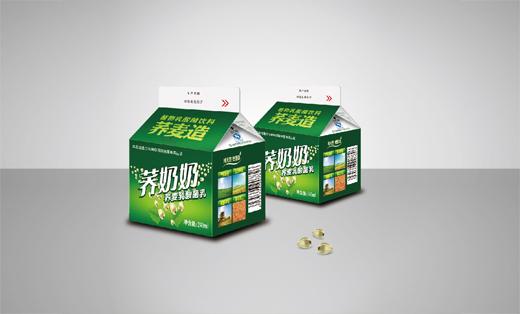 荞麦饮品包装