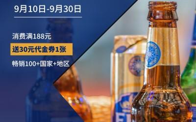 啤酒嘉年华宣传海报