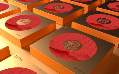 良和堂鐵皮石斛禮盒包裝設計