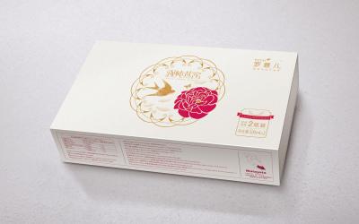 即食燕窝饮品保健品外包装设计