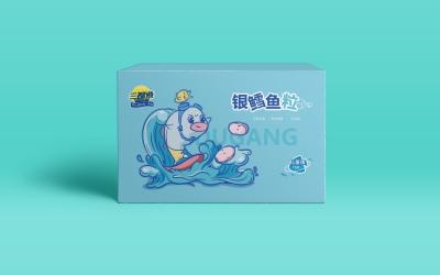 兒童海鮮制品包裝設計
