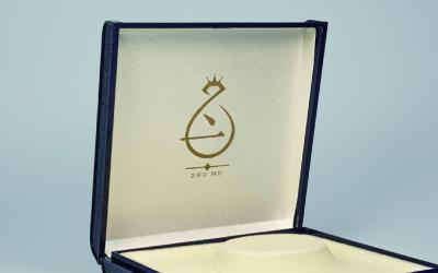 丶目logo设计