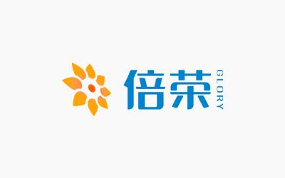 倍荣logo设计