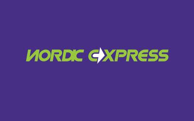 物流速递品牌logo设计