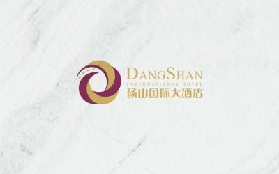 碭山國際大酒店標志設計