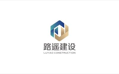 路遥建设logo