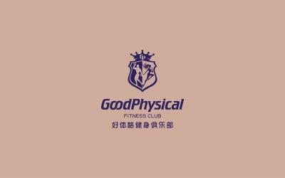 好体格健身俱乐部logo设计