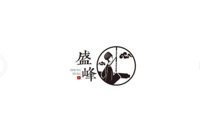 盛峰油茶logo