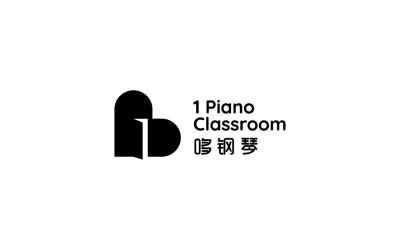 哆鋼琴教育培育機構logo設計