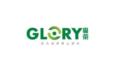 上海极荣logo标志设计