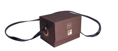 Midas斜挎包首饰盒包装设计