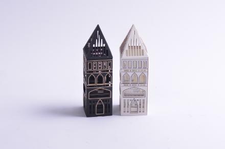 Midas建筑形香水盒包装设计