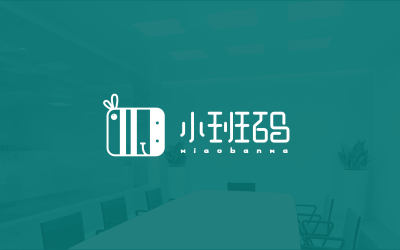 少兒編程培訓logo設計