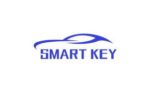 SMART KEY地產品牌動態LOGO設計