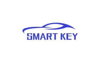SMART KEY汽车品牌动态LOGO设计