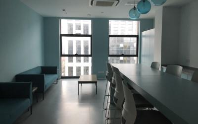 易司拓辦公空間設計