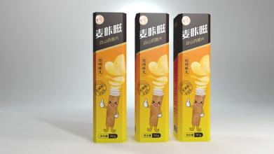麦咔嗞薯片品牌包装乐天堂fun88备用网站
