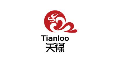 天禄科技公司LOGO设计