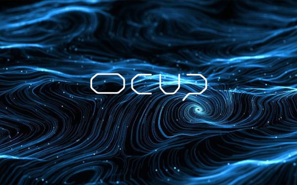 OCUP 字体设计