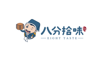 八分拾味餐饮品牌LOGO乐天堂fun88备用网站